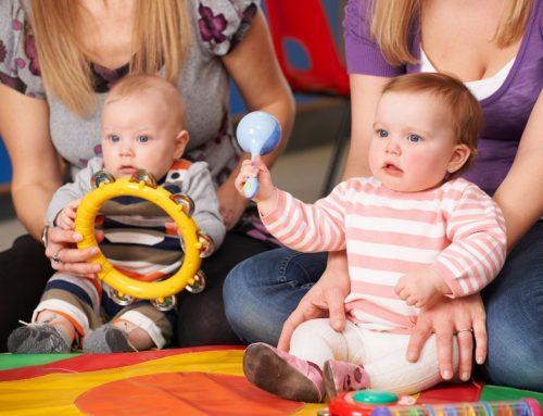 Atelier parents/enfants de 0 à 3 ans «Les Matins»