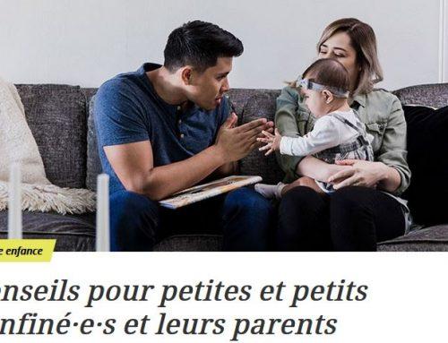 De l'aide pour les parents et les enfants !!