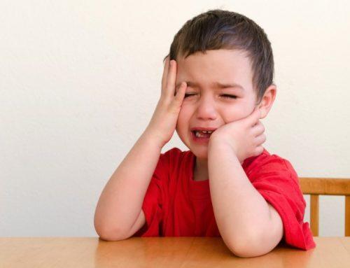 Les crises de colère chez les 2-4 ans, comment les accompagner ?
